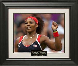 Serena Williams 11x14 Photo Framed