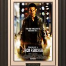 Jack Reacher Framed Movie Poster | Official Poster