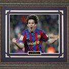 Lionel Messi FC Barcelona Framed Photo