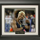 Serena Williams US Open 11x14 Photo Framed