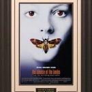 Silence Of The Lambs 11x17 Movie Poster Framed