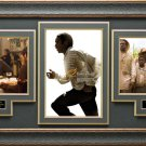 Chiwetel Ejiofor Signed 12 Years a Slave Photo Display