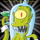 THE SIMPSON THE COMPLETE FOURTEEN SEASON
