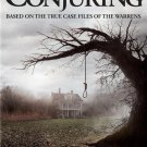 THE CONJURING-DVD + ULTRAVIOLET