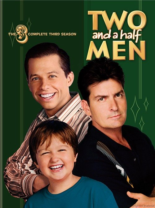 TWO AND HALF MEN THE COMPLETE THIRD SEASON