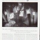 "1963 Longines Watch Ad """"in the splendor"""""