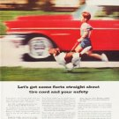 """1957 Rayonier Ad """"""""Let's get some facts straight"""""""""""