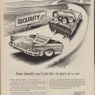 "1960 Metropolitan Life ""Father's Salary"" Advertisement"