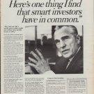 "1967 NEW YORK STOCK EXCHANGE ""INVESTORS"" Advertisement"