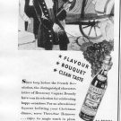"1937 HENNESSY COGNAC BRANDY Ad ""FRENCH REVOLUTION"""