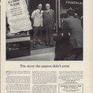 "1938 PARKE, DAVIS & COMPANY ""HAL BARNES"" Advertisement"
