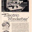 "1953 SERVEL ""ELECTRIC WONDERBAR"" Advertisement"
