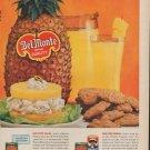 """1960 DEL MONTE """"SUN FEST SALAD"""" Advertisement"""