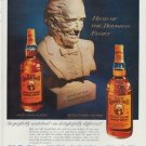 "1960 Old Grand-Dad Bourbon Ad ""Bourbon Family"""