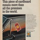 """1967 CHEVY DEALERS Ad """"ALL THE PROMISES"""""""