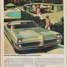"1967 PONTIAC BONNEVILLE Ad ""OTHER CARMAKERS"""