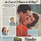 "1942 Palmolive Soap Ad ""New Skin Beauty"""