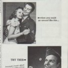 "1942 LIFESAVERS Wint-O-Green Ad ""Try This"""
