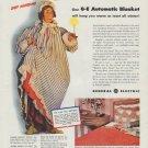 "1942 General Electric Ad ""Stop Hoarding Petticoats, Sophonisba!"""