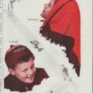 "1942 Eagleknit Headwear Ad ""Clever Creations!"""