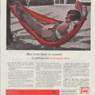 "1958 Metropolitan Life Insurance Ad ""Man most likely to succeed"""