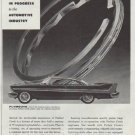 """1958 Perfect Circle Piston Rings Ad """"Since 1903 ..."""""""