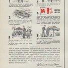 """1952 Macmillan Oil Ad """"8%"""""""