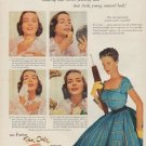 "1952 Max Factor Ad ""How you can have both"""