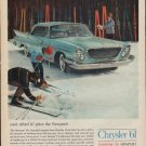 """1961 Chrysler Ad """"can't afford it?"""""""