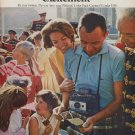 "1968 Polaroid Ad ""The 60-second excitement"""