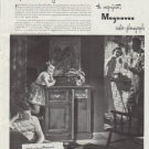 "1948 Magnavox Ad ""A priceless heritage"""