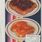 """1948 Preserve Industry Council Ad """"Jam or Jelly"""""""