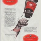 """1948 Household Finance Corporation Ad """"In Case Of Emergency"""""""