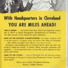 "1948 Cleveland Electric Illuminating Company Ad ""Best Location"""