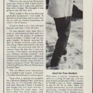 """1954 Phoenix Mutual Ad """"How I retired in 15 years"""""""