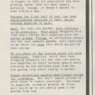 """1954 American Meat Institute Ad """"Meat Situation"""""""
