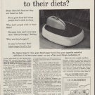 """1954 Sugar Information, Inc. Ad """"stick to their diets"""""""