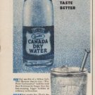 """1953 Canada Dry Ad """"Pin-Point Carbonation"""""""