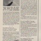 """1953 Lanolin Plus Ad """"Wonders for Skin and Hair"""""""