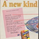 """1953 Bisquick Ad """"A new kind of Pancake!"""""""
