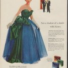 """1953 Kotex Ad """"Not a shadow of a doubt"""""""