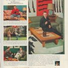 "1953 Lord Calvert Ad ""Mr. Roger Kenna"""