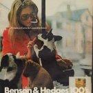 "1971 Benson & Hedges Ad ""Cigarette Break"""