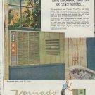 """1957 Vornado Ad """"Take Cool Comfort"""""""