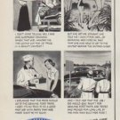 """1951 Ford Ad """"ME win a Beauty Prize?"""""""