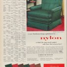 "1951 Tomlinson Furniture Ad ""a new Tomlinson design"""