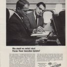 """1963 Stewart & Stevenson Ad """"Who should we contact"""""""