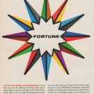 """1963 Fortune Magazine Ad """"What bothers businessmen"""""""