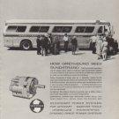 "1963 Sundstrand Ad ""How Greyhound Sees Sundstrand"""
