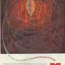 "1963 Monsanto Ad ""New fibers"""